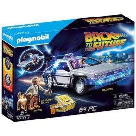 Playmobil Back to the Future/ Inapoi in viitor